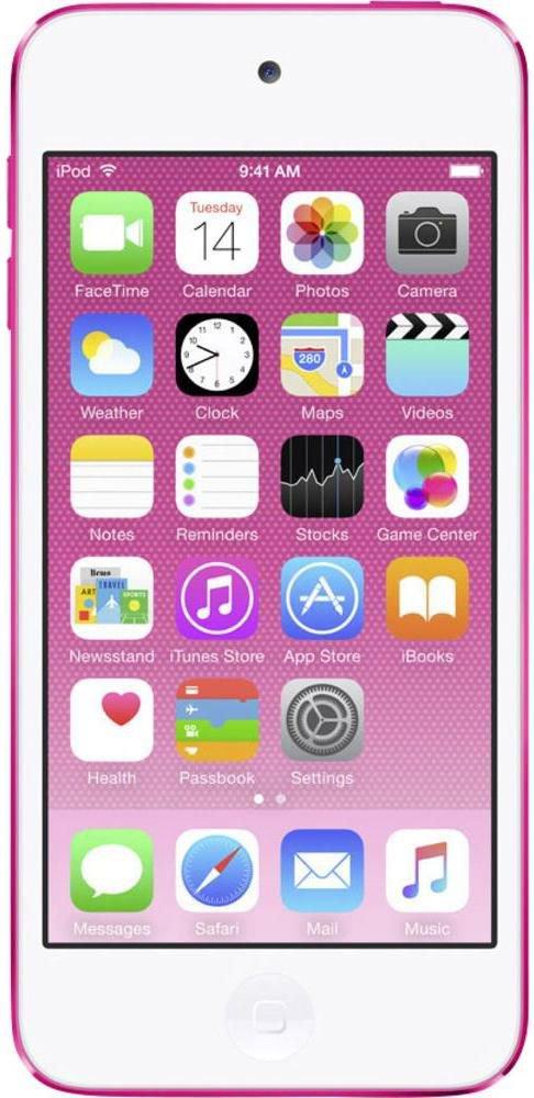 Apple iPod Touch 6G 128GB pink MP3 atskaņotājs