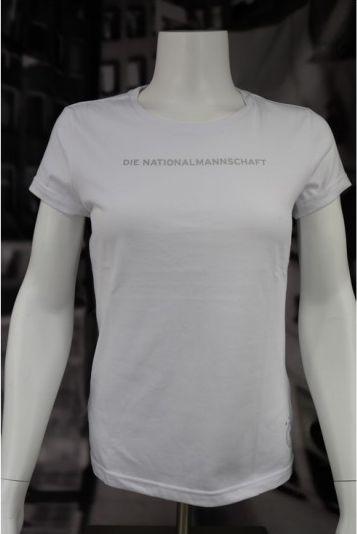 Adidas Koszulka damska Graphic Tee bialy r. M D84053