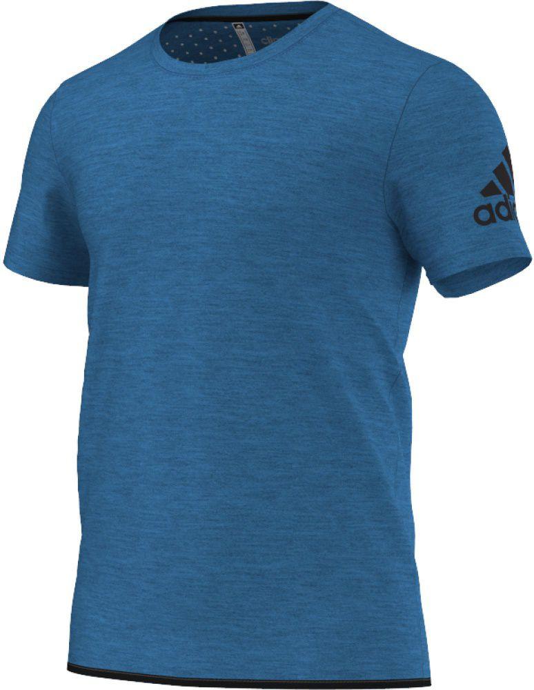 Adidas Koszulka meska Uncontrol Climachill Tee niebieska r. S (S26998) S26998