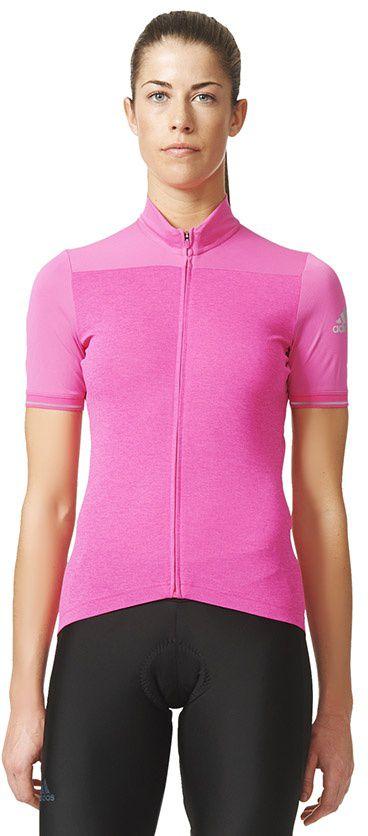 Adidas Koszulka rowerowa Supernova Climachill Jersey rozowa r. S (AI2825) AI2825