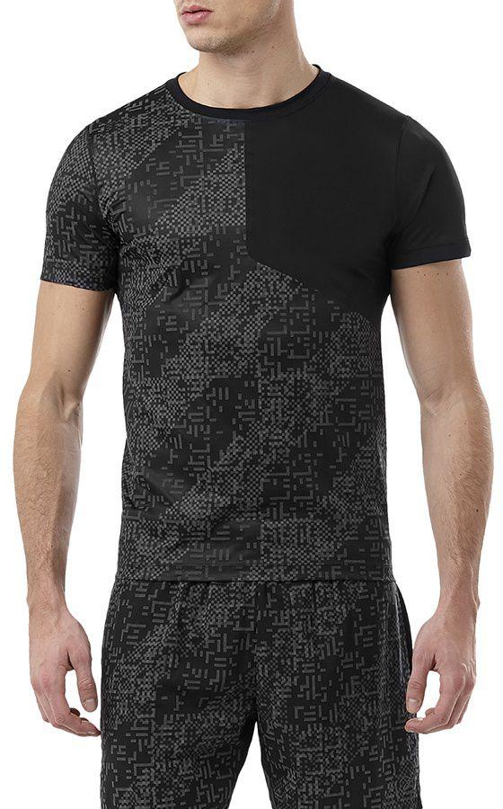 Asics Koszulka meska Lite Show SS Top czarna r. S (146617 1179) 146617 1179
