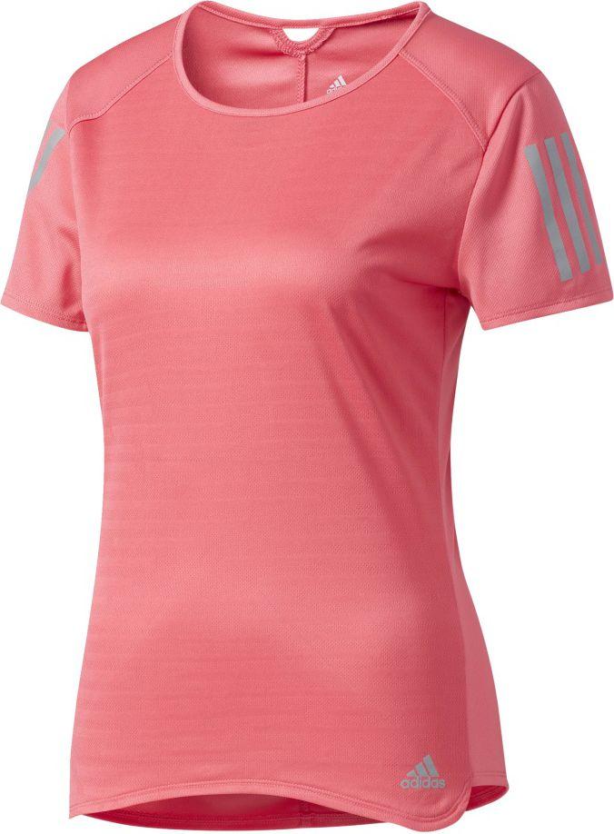 Adidas Koszulka RS SS Tee rozowa r. XS BR2463