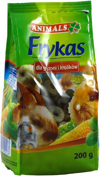 Animals 200g FRYKAS MALY 02588