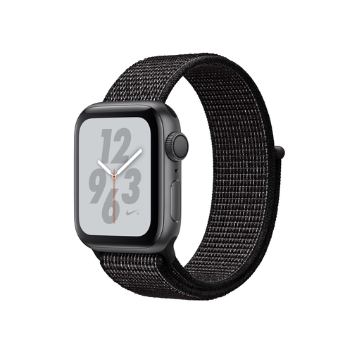 Apple Watch Nike+ Series 4 GPS 40mm Grey Alu Nike Loop Viedais pulkstenis, smartwatch