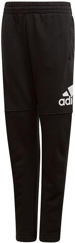Adidas Spodnie juniorskie YB Logo Pant czarne  r. 140 cm (CF6541) CF6541