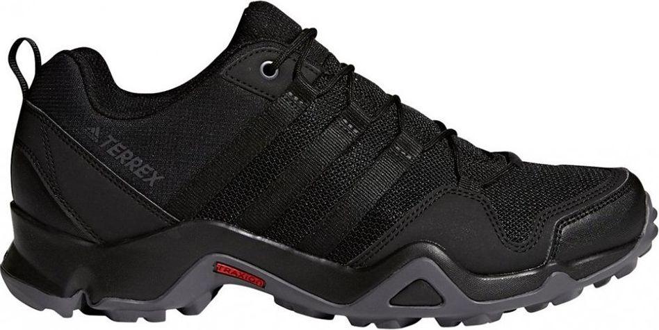 Adidas Buty meskie Terrex AX2 R czarne r. 48 (CM7725) CM7725 Tūrisma apavi