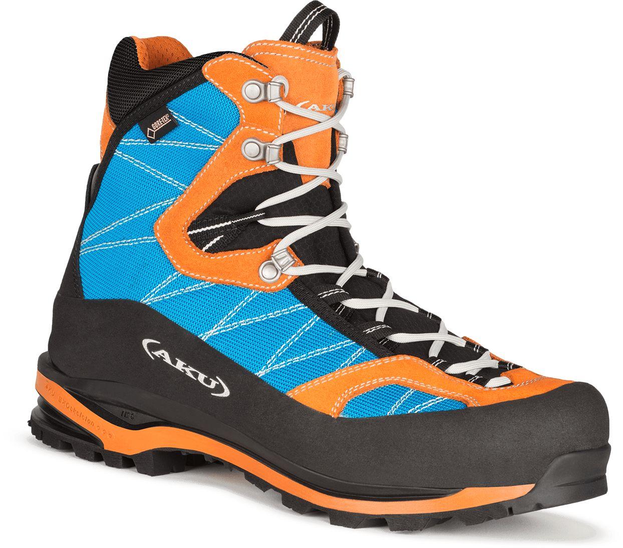 Aku Buty meskie Tengu Gtx Turquoise/ Orange r. 46 (974-454) 4051629 Tūrisma apavi