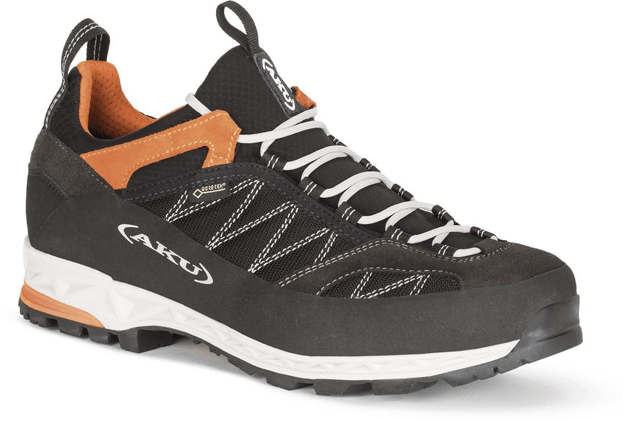 Aku Buty meskie Tengu Low GTX black/ orange r. 41,5 (976-108-7.5) 976-108-7.5 Tūrisma apavi