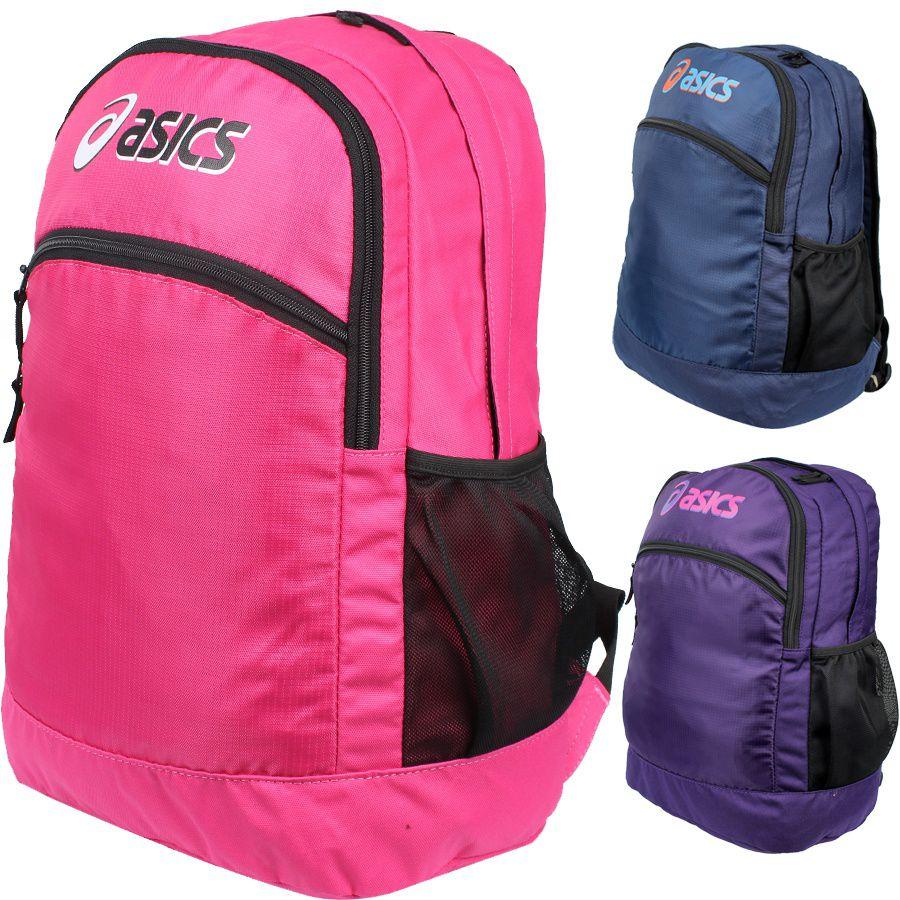 Asics Plecak sportowy Backpack 21L rozowy (123077) 123077 Tūrisma Mugursomas