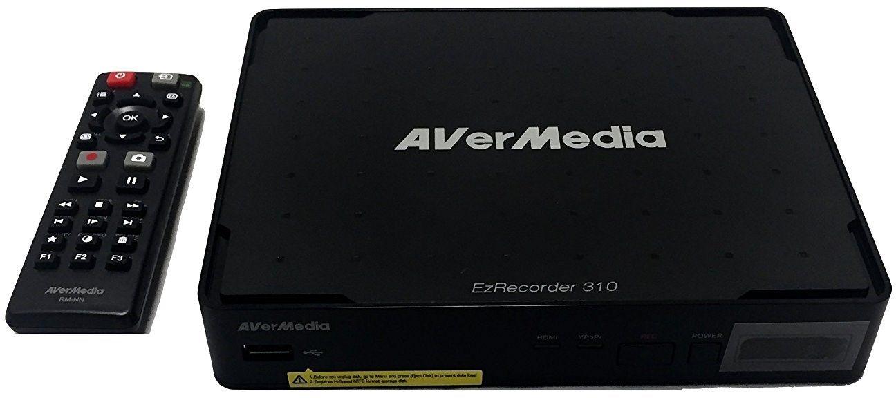 Recorder AVerMedia EzRecorder 310 PRO 61ER3100A0AC spēļu aksesuārs