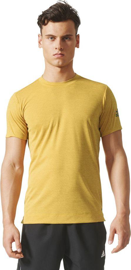 Adidas Koszulka meska Freefift Chill2 zolta r. XL (BR4153) BR4153