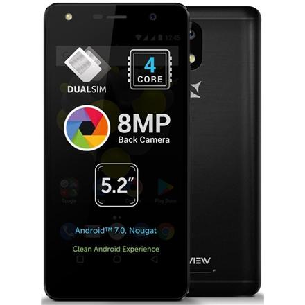 Allview A9 Lite Black, 5.2