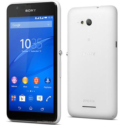 Sony E2003 Xperia E4G white Mobilais Telefons