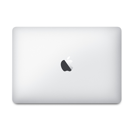 Apple MacBook 12 Retina DC Core M3 1.2GHz/8GB/256GB flash/Intel HD 615/Silver/RUS Portatīvais dators