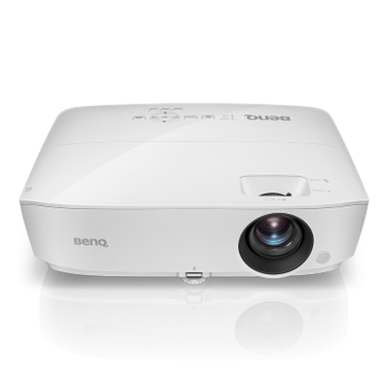 BenQ TW533, DLP-Beamer - 3300 Lumen projektors