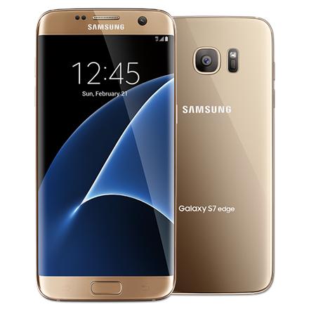 Samsung Galaxy S7 EDGE 32GB SM-G935F GOLD Mobilais Telefons