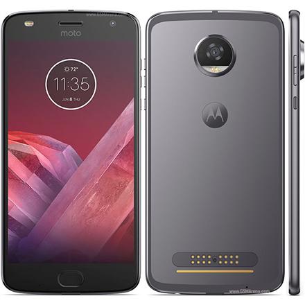 Motorola Moto Z2 Play XT1710-09 Grey Mobilais Telefons