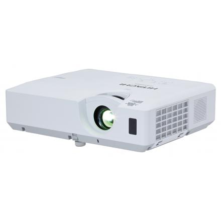 Hitachi Portable Series CPWX4042WN WXGA (1280x800), 4000 ANSI lumens, 10.000:1, White projektors