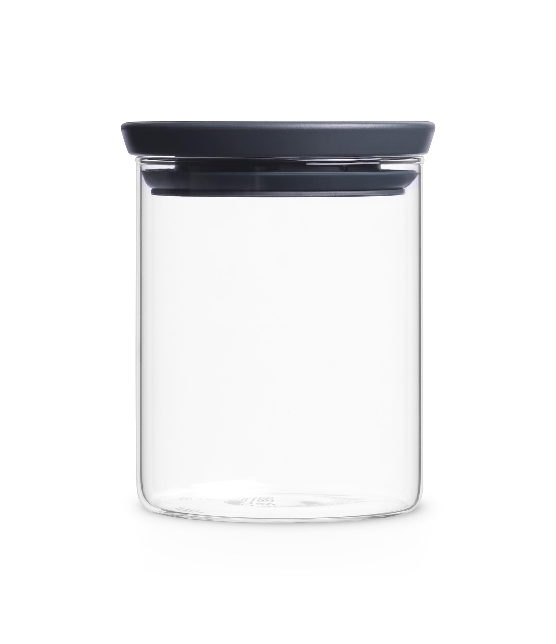 BRABANTIA stikla kārba 0.6 l 298288 4484 Pārtikas uzglabāšanas piederumi