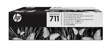 Printhead Replacement Kit HP 711 | Designjet T120/T520  rezerves daļas un aksesuāri printeriem