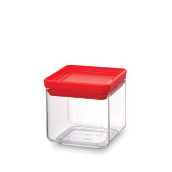 BRABANTIA k rba kantaina 0.7 l, v ks sarkans 290008 Pārtikas uzglabāšanas piederumi