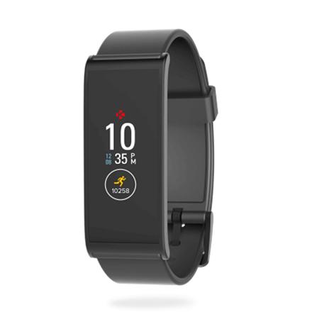 MyKronoz Zefit4  Black/Black, Activity tracker with smart notifications, 80 mAh, Touchscreen, Bluetooth Viedais pulkstenis, smartwatch