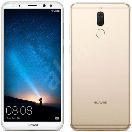 Huawei Mate 10 Lite Gold, 5.9