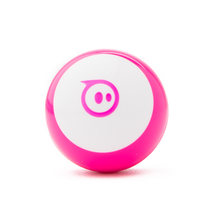 Sphero Mini Robot Pink  Pink/ white, No, Plastic
