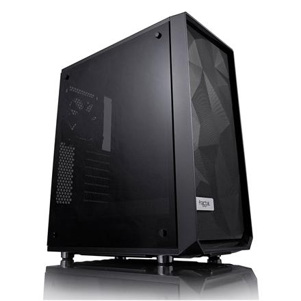FDE Meshify C Blackout  Tempered Glass Datora korpuss