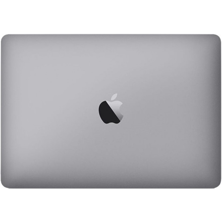 Apple MacBook 12 Retina DC Core M3 1.2GHz/8GB/256GB flash/Intel HD 615/Space Gray/RUS Portatīvais dators