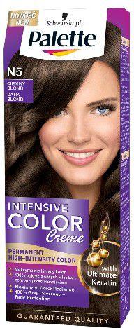 Palette Palette Intensive Color Creme Krem koloryzujacy nr N5-ciemny blond  1op. - 68159577 68159577