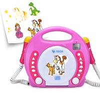 X4-TECH Bobb Joey MP3 Pink MP3 atskaņotājs
