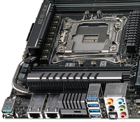 ASUS X99-E-10G WS pamatplate, mātesplate
