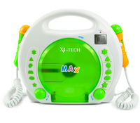 X4-TECH Bobby Joey MP3 with Akku and Netzteil MP3 atskaņotājs