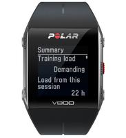 Polar V800 Black Viedais pulkstenis, smartwatch