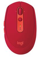 Logitech M590 Multi-Device Silent Red Datora pele