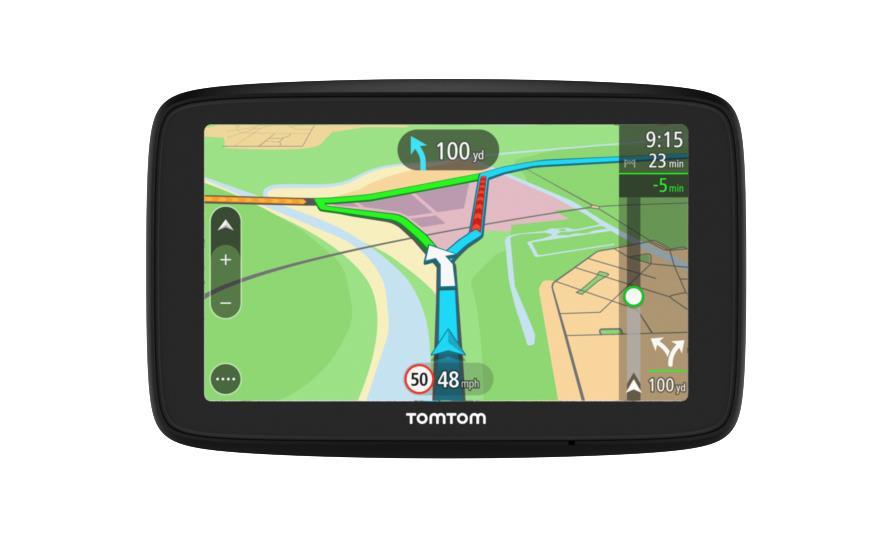 TomTom VIA 53 EU 45 LTU Navigācijas iekārta