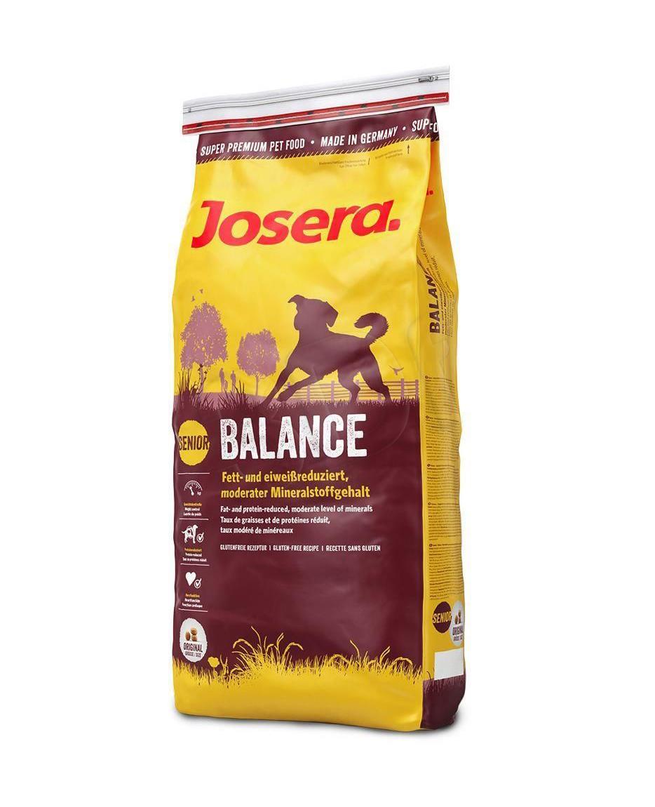 JOSERA Balance Senior & Light - 15 kg barība suņiem