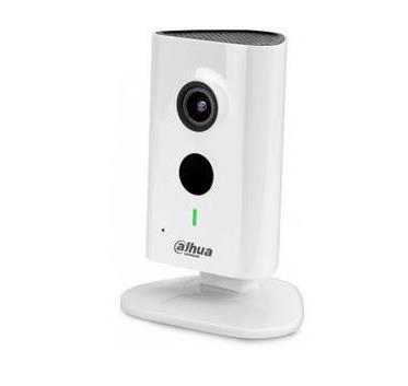 Dahua IP camera IPC-C46P Cube, 4 MP, 2.3mm/F1.2, H.265/H.264, Micro SD, Max.128GB novērošanas kamera