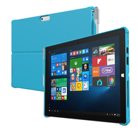 Incipio Roosevelt Folio MS Surface 3 Black planšetdatora soma