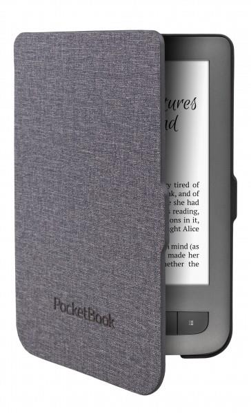 Tablet Case | POCKETBOOK | Grey / Black | JPB626(2)-GL-P planšetdatora soma