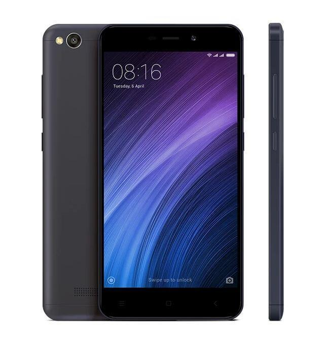 Xiaomi Redmi 4A Dual LTE 16GB grey Mobilais Telefons