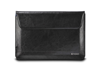Maroo Premium Leather Sleeve Surface 3 Black planšetdatora soma