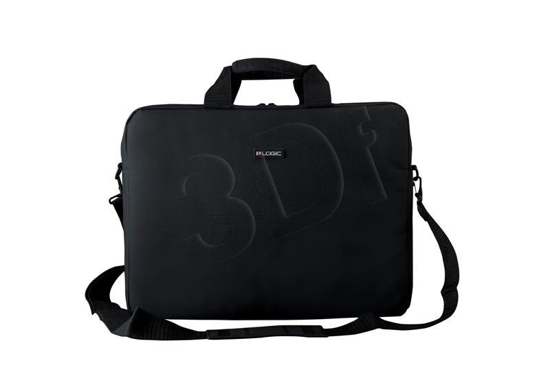 Bag LAPTOP LOGIC   BASIC 15,6' portatīvo datoru soma, apvalks