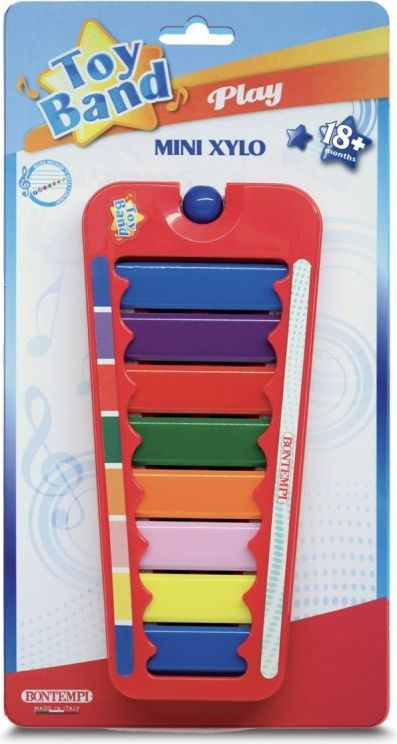 Dante Play Xylophone 8 notes blister (041-081274) 041-081274