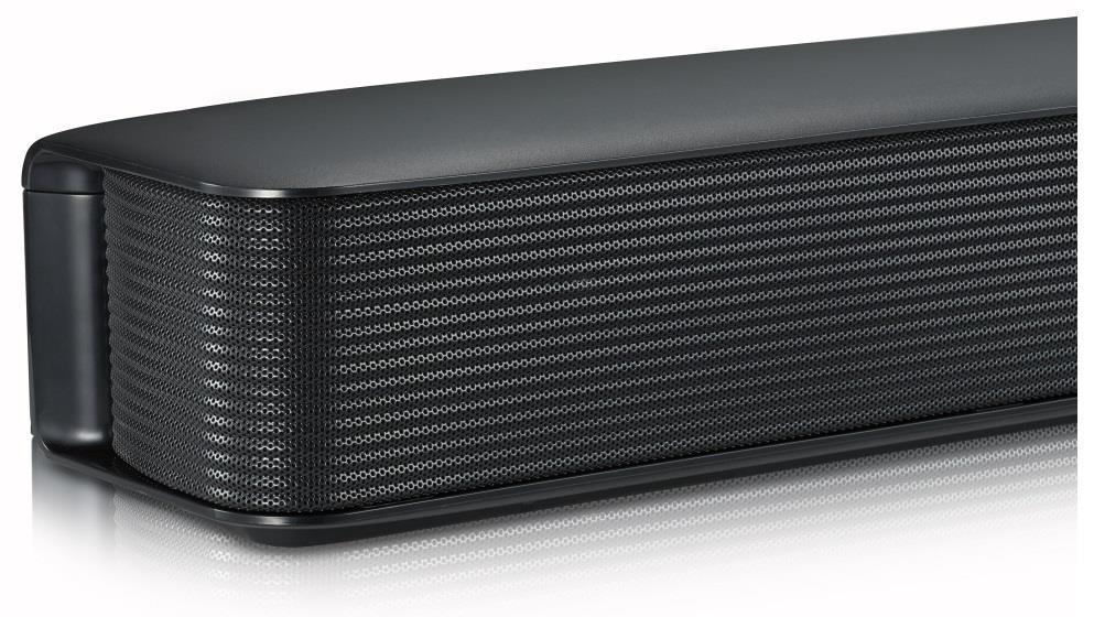 Soundbar LG SK1 ( black color ) mājas kinozāle