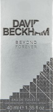 David Beckham Beyond Forever EDT 40ml 32278495000 Vīriešu Smaržas