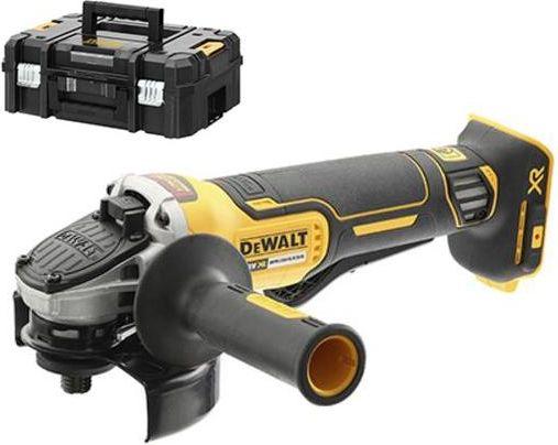 DeWalt cordless angle DCG406NT, 18 Volt(bez akumulatora un lādētāja) Slīpmašīna