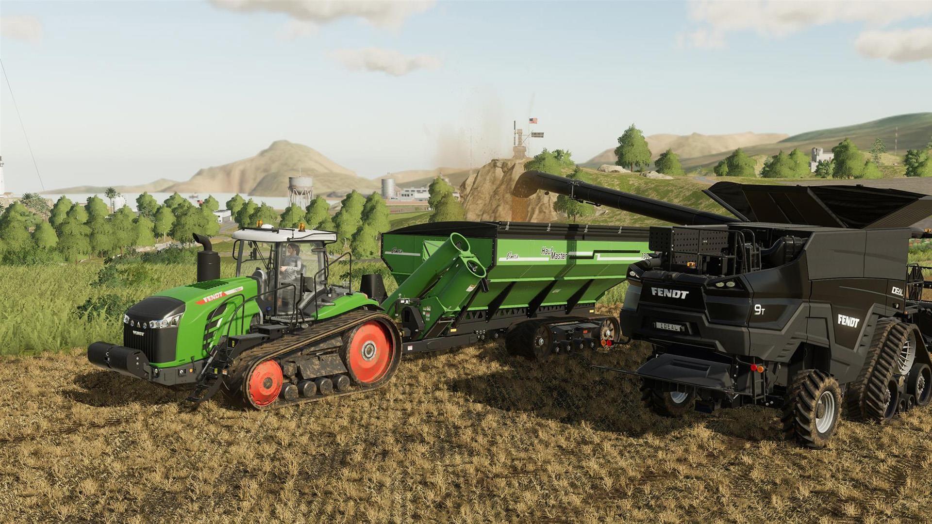 Gra PS4 Farming Simulator 2019-3512899120211 3512899120211