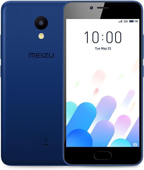 MEIZU M5C 16GB/BLUE M710H-BLUE Mobilais Telefons